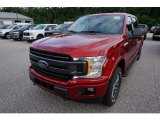 2019 Ruby Red Ford F150 XLT SuperCrew 4x4 #135098473