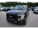 2019 Agate Black Ford F150 STX SuperCrew 4x4 #135098470