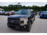 2019 Magma Red Ford F150 XLT SuperCrew 4x4 #135098467