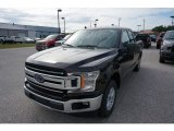 2019 Magma Red Ford F150 XLT SuperCab #135098461