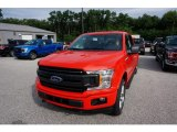 2019 Race Red Ford F150 XLT SuperCrew 4x4 #135098456