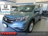 2016 Mountain Air Metallic Honda CR-V EX AWD #135098452