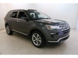 2019 Magnetic Ford Explorer Limited 4WD #135117277