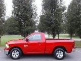 2019 Flame Red Ram 1500 Classic Tradesman Regular Cab #135117040