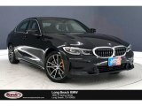 2019 Black Sapphire Metallic BMW 3 Series 330i Sedan #135117234