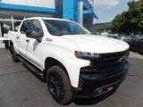 2020 Iridescent Pearl Tricoat Chevrolet Silverado 1500 LT Trail Boss Crew Cab 4x4 #135117106