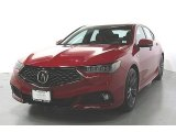 2018 San Marino Red Acura TLX V6 A-Spec Sedan #135139338