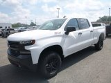 2020 Summit White Chevrolet Silverado 1500 LT Trail Boss Crew Cab 4x4 #135154519