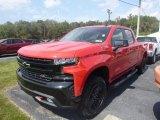 2020 Red Hot Chevrolet Silverado 1500 LT Trail Boss Crew Cab 4x4 #135154517