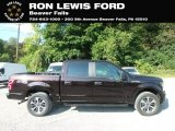 2019 Magma Red Ford F150 STX SuperCrew 4x4 #135154463