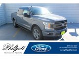 2019 Abyss Gray Ford F150 XLT SuperCrew #135154602