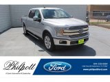 2019 Ingot Silver Ford F150 XLT SuperCrew #135154601