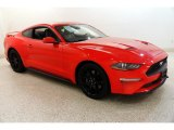 2018 Race Red Ford Mustang EcoBoost Fastback #135178008