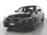 2019 Jet Black BMW 3 Series 330i xDrive Sedan #135177836