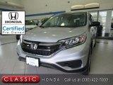 2016 Alabaster Silver Metallic Honda CR-V LX AWD #135192015