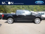 2019 Agate Black Ford F150 Limited SuperCrew 4x4 #135197577