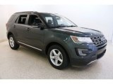 2016 Guard Metallic Ford Explorer XLT 4WD #135197658