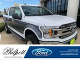 2019 Oxford White Ford F150 XLT SuperCrew 4x4 #135197592