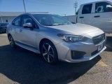 2019 Ice Silver Metallic Subaru Impreza 2.0i Sport 4-Door #135223445