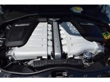 Bentley Continental GTC Engines