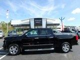 2016 Black Chevrolet Silverado 1500 LTZ Crew Cab 4x4 #135223617
