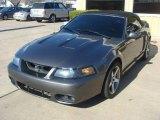 2003 Dark Shadow Grey Metallic Ford Mustang Cobra Convertible #1345118