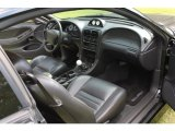2000 Ford Mustang Saleen S281 Coupe Dark Charcoal Interior