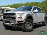 2019 Ingot Silver Ford F150 SVT Raptor SuperCrew 4x4 #135223396