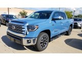 2020 Cavalry Blue Toyota Tundra Limited CrewMax 4x4 #135248261