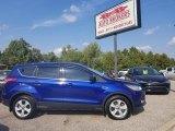 2016 Deep Impact Blue Metallic Ford Escape SE #135288411