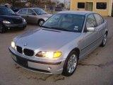 2003 Titanium Silver Metallic BMW 3 Series 325i Sedan #1345130