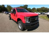 2019 Race Red Ford F350 Super Duty XL SuperCab 4x4 #135306394