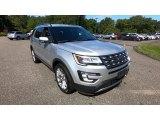 2016 Ingot Silver Metallic Ford Explorer Limited #135306402