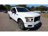 2019 Oxford White Ford F150 XL SuperCab 4x4 #135306397