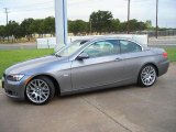 2007 Space Gray Metallic BMW 3 Series 328i Convertible #1347830