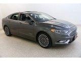 2017 Magnetic Ford Fusion Hybrid SE #135314802