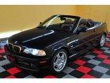 2002 Orient Blue Metallic BMW 3 Series 330i Convertible #13529137