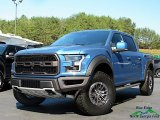 2019 Performance Blue Ford F150 SVT Raptor SuperCrew 4x4 #135314594