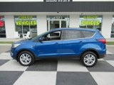 2019 Lightning Blue Ford Escape SE #135328788