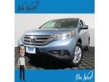 2014 Twilight Blue Metallic Honda CR-V EX-L AWD #135328797