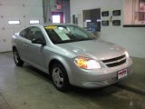 2007 Ultra Silver Metallic Chevrolet Cobalt LS Coupe #13519294