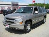 2001 Light Pewter Metallic Chevrolet Suburban 1500 LT 4x4 #13519297