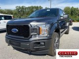2019 Magnetic Ford F150 STX SuperCrew 4x4 #135347838