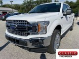 2019 Oxford White Ford F150 XLT SuperCrew 4x4 #135347836
