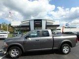 2011 Mineral Gray Metallic Dodge Ram 1500 SLT Quad Cab 4x4 #135360987