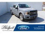 2019 Abyss Gray Ford F150 XLT SuperCrew #135383136