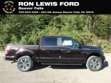 2019 Magma Red Ford F150 STX SuperCrew 4x4 #135383079