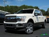 2019 White Platinum Ford F150 King Ranch SuperCrew 4x4 #135400290