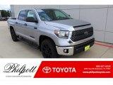 2020 Silver Sky Metallic Toyota Tundra TSS Off Road CrewMax #135400359