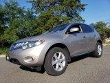 2010 Saharan Stone Metallic Nissan Murano S AWD #135434750